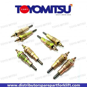 Jual Spare Part Forklift Glow Plug