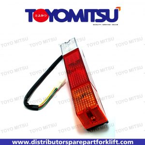 Jual Spare Part Forklift Lampu Assy Stop