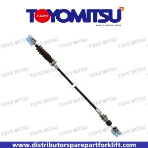 Jual Spare Part Forklift Accelerator Cable