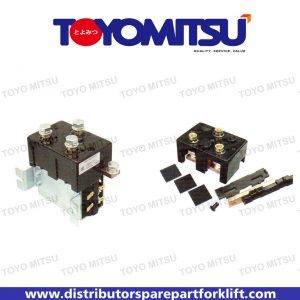 Jual Spare Part Forklift Contactor & Kit