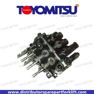 Jual Spare Part Forklift Control Valve