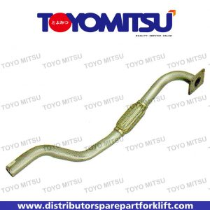 Jual Spare Part Forklift Exhaust Pipe