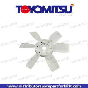 Jual Spare Part Forklift Fan Blade