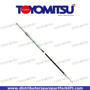 Jual Spare Part Forklift Flameout Cable