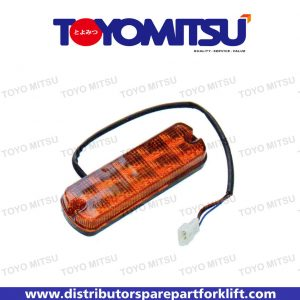 Jual Spare Part Forklift Front Combination Lamp