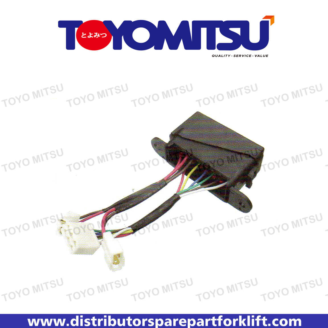 Jual Spare Part Forklift Fuses Boxe Murah 081336007250 Toyota Fuse Box