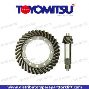 Jual Spare Part Forklift Gear And Pinion
