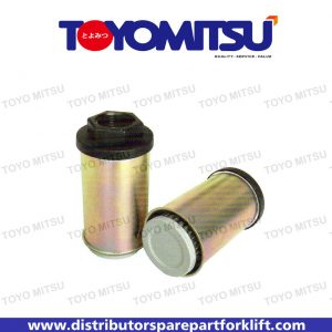 Jual Spare Part Forklift Hydraulic Suction Filter