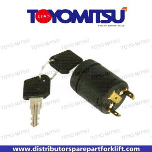 Jual Spare Part Forklift Ignition Switch