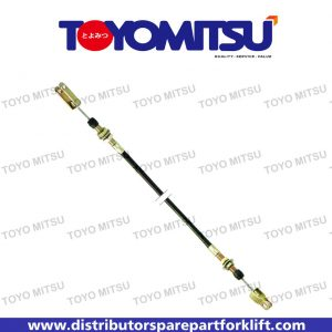 Jual Spare Part Forklift Inching Cable