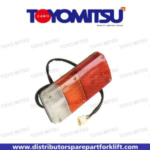 Jual Spare Part Forklift Rear Combination Lamp