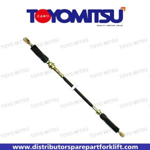 Jual Spare Part Forklift Shift Cable