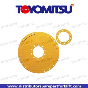 Jual Spare Part Forklift Tor Con Input Plate