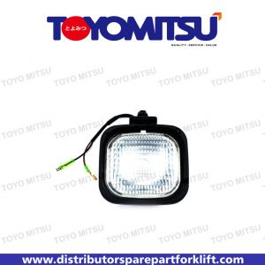 Jual Spare Part Forklift Lamp Assy Head