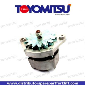 Jual Spare Part Forklift Alternator Volvo