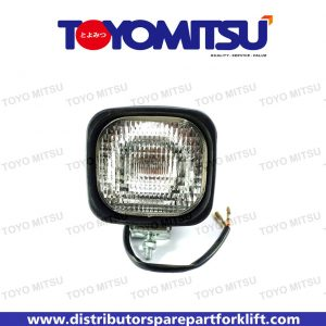 Jual Spare Part Forklift Head Lamp