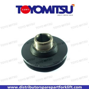 Jual Spare Part Forklift Pulley Crankshaft