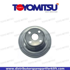 Jual Spare Part Forklift Pulley Fan
