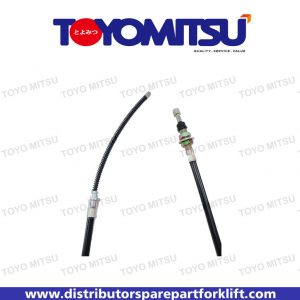 Jual Spare Part Forklift Cable Brake
