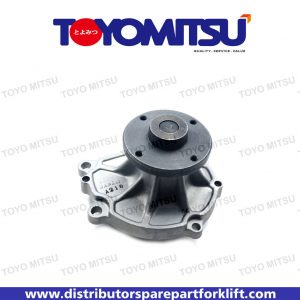 Jual Spare Part Forklift Water Pump Assy