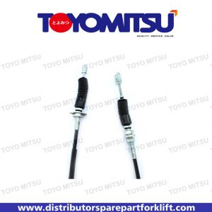Jual Spare Part Forklift Cable
