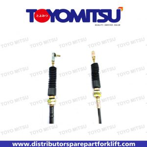 Jual Spare Part Forklift Clutch Cable