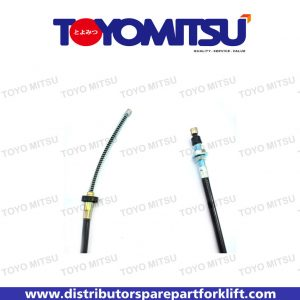 Jual Spare Part Forklift Cable Rh