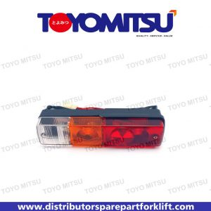 Jual Spare Part Forklift Lamp Assy Head Square