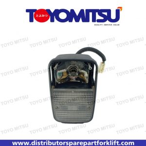 Jual Spare Part Forklift Head Lamp Assy