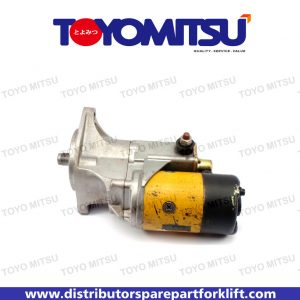 Jual Spare Part Forklift Starting Motor