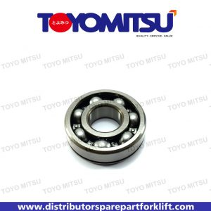Jual Spare Part Forklift Ball Double Seal Bearing