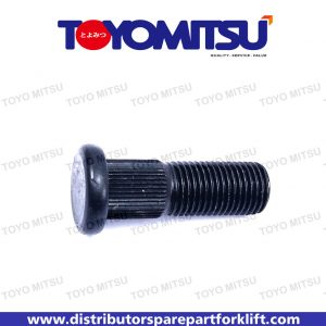 Jual Spare Part Forklift Hub Bolt Only Rear Wheel