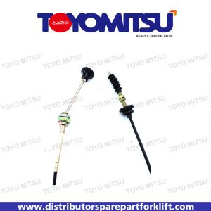 Jual Spare Part Forklift Cable Choke