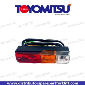 Jual Spare Part Forklift Lamp Assy Stop