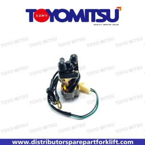 Jual Spare Part Forklift Relay Starter
