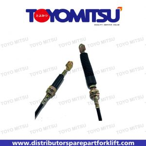 Jual Spare Part Forklift Cable Clutch