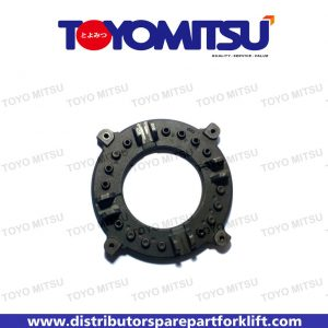 Jual Spare Part Forklift Plate Clutch