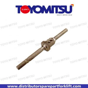 Jual Spare Part Forklift Ball Screw Rods